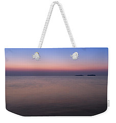 Dawn At The Mediterranean Sea Weekender Tote Bag