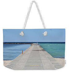 The Colors Of Lake Michigan Weekender Tote Bag