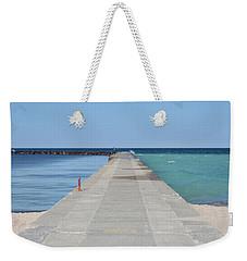 The Colors Of Lake Michigan Weekender Tote Bag