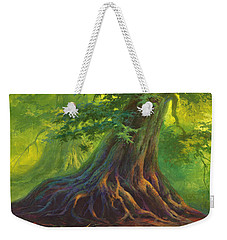 The Colors Of Light Weekender Tote Bag