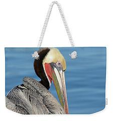 The Colors Of Love Weekender Tote Bag by Fraida Gutovich