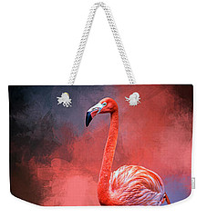 The Colors Of My World Weekender Tote Bag by Cyndy Doty