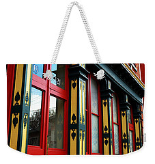 The Colors Of Staunton Weekender Tote Bag