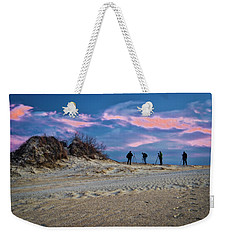 The Colors Of Sunset Weekender Tote Bag