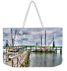 The Coming Storm Weekender Tote Bag