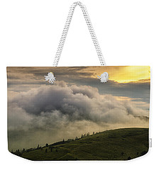 Summer Storm - Roan Mountain Weekender Tote Bag