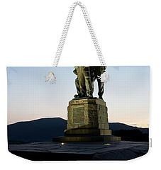 The Commando Memorial Weekender Tote Bag