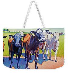 The Committee Weekender Tote Bag