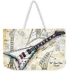 The Concorde Weekender Tote Bag