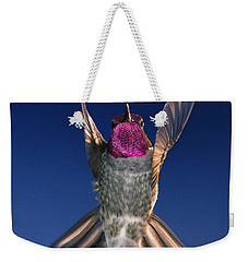 The Conductor Of Hummer Air Orchestra Weekender Tote Bag by William Lee
