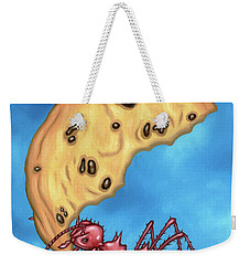 The Cookie Cutter Ant Weekender Tote Bag