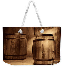 The Coopersmith Shop Weekender Tote Bag by American West Legend By Olivier Le Queinec