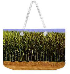 The Cornfield Weekender Tote Bag by Karyn Robinson