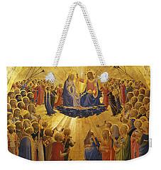 The Coronation Of The Virgin Weekender Tote Bag