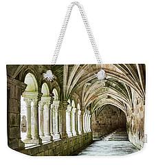 The Corridors Of The Monastery Weekender Tote Bag