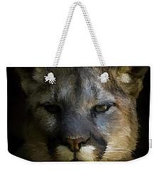 The Cougar Da Weekender Tote Bag
