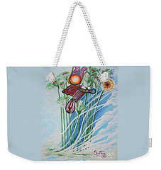 The Cow Goddess - Hathor Weekender Tote Bag