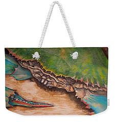 The Crab Weekender Tote Bag