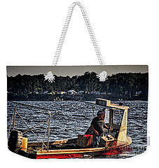The Crabber Weekender Tote Bag