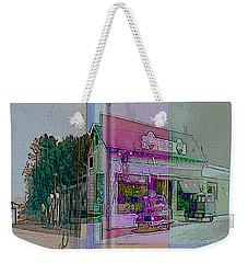 The Cracker Barrel Weekender Tote Bag