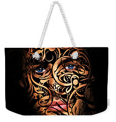 The Creation Of Man Weekender Tote Bag