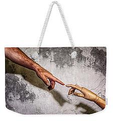 The Creation Redux Weekender Tote Bag