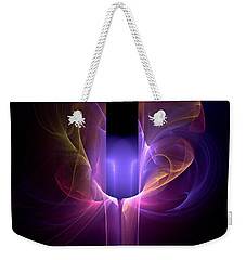The Creative Mind - Abstract Weekender Tote Bag