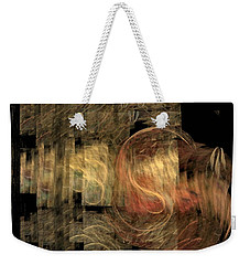 The Crooked Road Weekender Tote Bag by NirvanaBlues