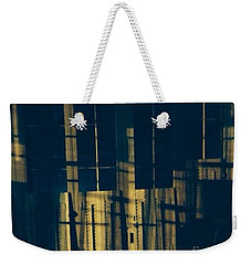 The Crosses Weekender Tote Bag