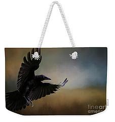 The Crow Weekender Tote Bag