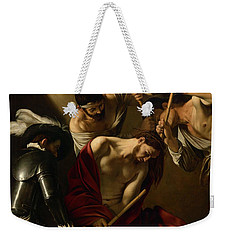 The Crowning With Thorns Weekender Tote Bag