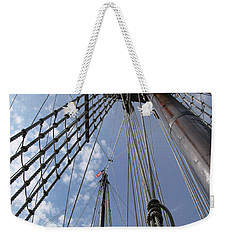 The Crow's Nest Weekender Tote Bag