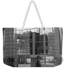 The Crypt Weekender Tote Bag