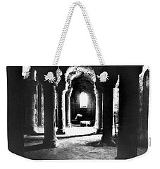 The Crypt Weekender Tote Bag by Simon Marsden