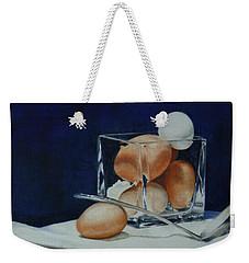 The Crystal Nest Weekender Tote Bag