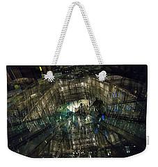 The Crystal Station Weekender Tote Bag