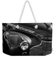 The Curve Of The Fender Weekender Tote Bag