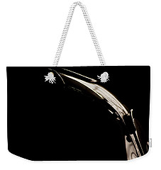 Weekender Tote Bag featuring the photograph The Curve by Paul Job