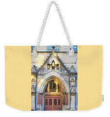The Customs House Weekender Tote Bag