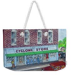 The Cyclone Store 1948 Weekender Tote Bag