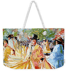 The Dance At La Paz Weekender Tote Bag