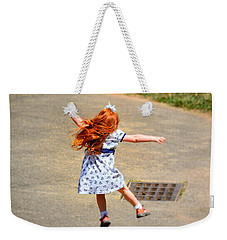 Out Of School Weekender Tote Bag