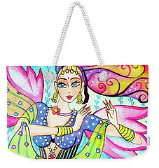 The Dance Of Pari Weekender Tote Bag