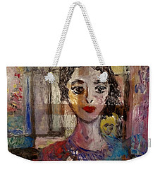The Dancer Weekender Tote Bag