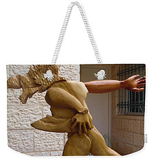 The Dancing Girl Weekender Tote Bag by Esther Newman-Cohen