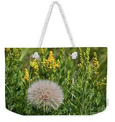 The Dandelion  Weekender Tote Bag