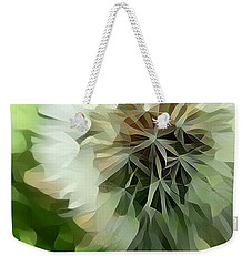 Weekender Tote Bag featuring the photograph The Dandy by Diane Miller