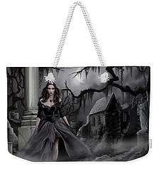 The Dark Caster Comes Weekender Tote Bag