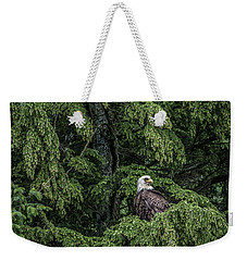 The Dark Eyed One Weekender Tote Bag