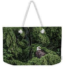 The Dark Eyed One Weekender Tote Bag by Timothy Latta